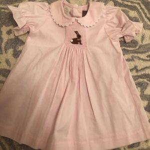 Smocked Bunny Dress!! 🐰💖